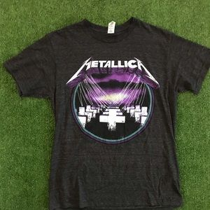 Other - Metallica Confortable Graphic Men's T Shirt. M